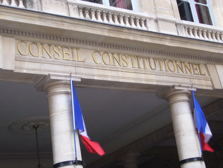 Dissertation le conseil constitutionnel est il un juge