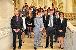 Les lauréats du concours Georges Vedel 2012