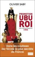Promotion Ubu Roi - Olivier Saby