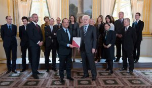 Rapport de la Commission Jospin
