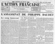 C'est dans son arrêt Action Française que le Tribunal des Conflits a défini en 1935 la théorie de la voie de fait.