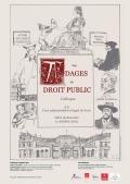 """L'affiche du colloque """"Les adages en droit public"""" organisé le 11/10/13 à la CAA de Paris."""
