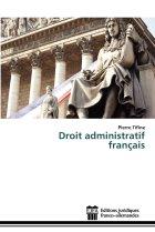 Pierre Tifine, Droit administratif français, Editions juridiques franco-allemandes, 2012
