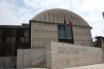 Façade de l'Ecole Nationale de la Magistrature, située à Bordeaux.