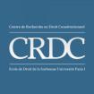 Centre de Recherche en Droit Constitutionnel - Université Paris 1