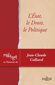 Melanges Jean-Claude Colliard