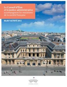 Le bilan d'activité 2013 du Conseil d'Etat est en ligne sur son site Internet