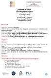 2014-06-16 - CTAD - Les blogs juridiques - Affiche