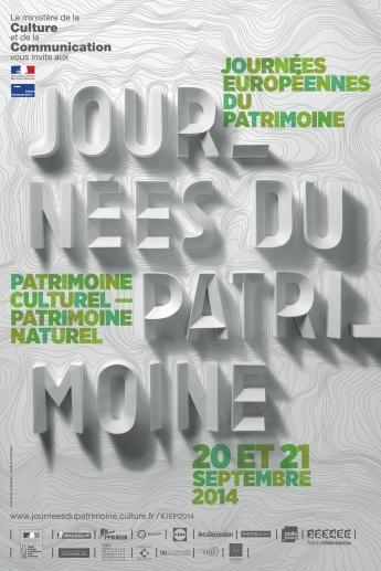 Journees du Patrimoine 2014