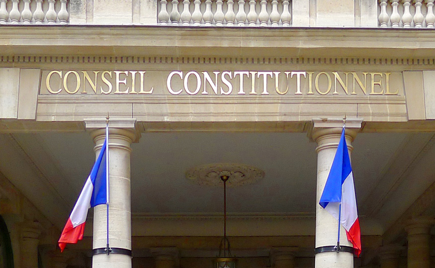 Role du conseil constitutionnel dissertation