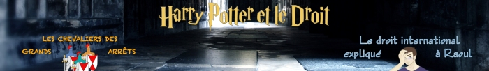 Harry Potter et le Droit