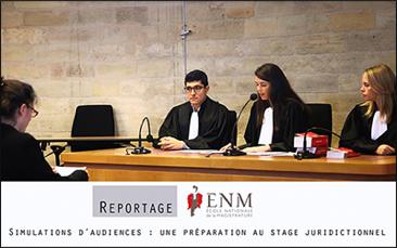Cliquez sur l'image pour regarder la vidéo de l'ENM sur les simulations d'audiences