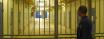 Une coursive (c'est le nom donné aux couloirs dans une prison), à la maison d'arrêt de Besançon (photo francetvinfo.fr)