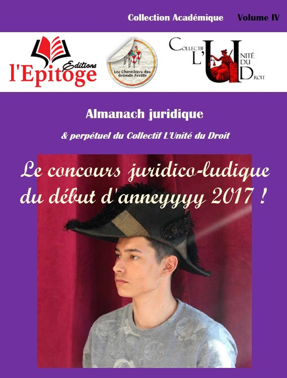 Concours CLUD - L'Epitoge - CGA